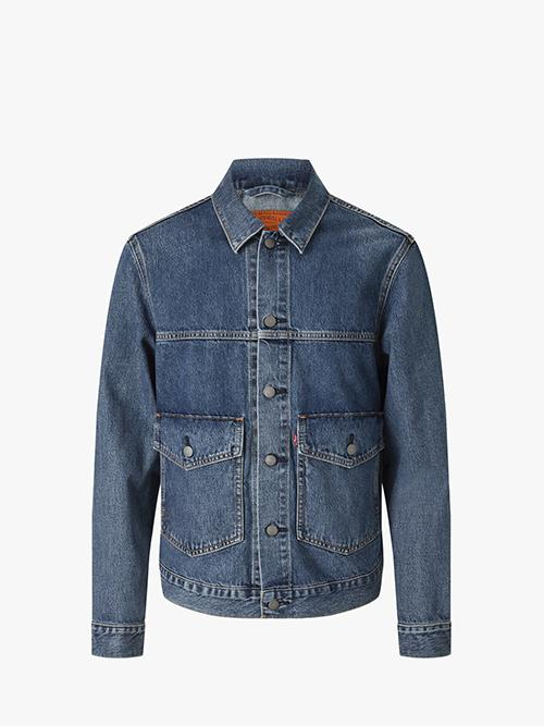 Levi's Patch Pocket Trucker Jacket
