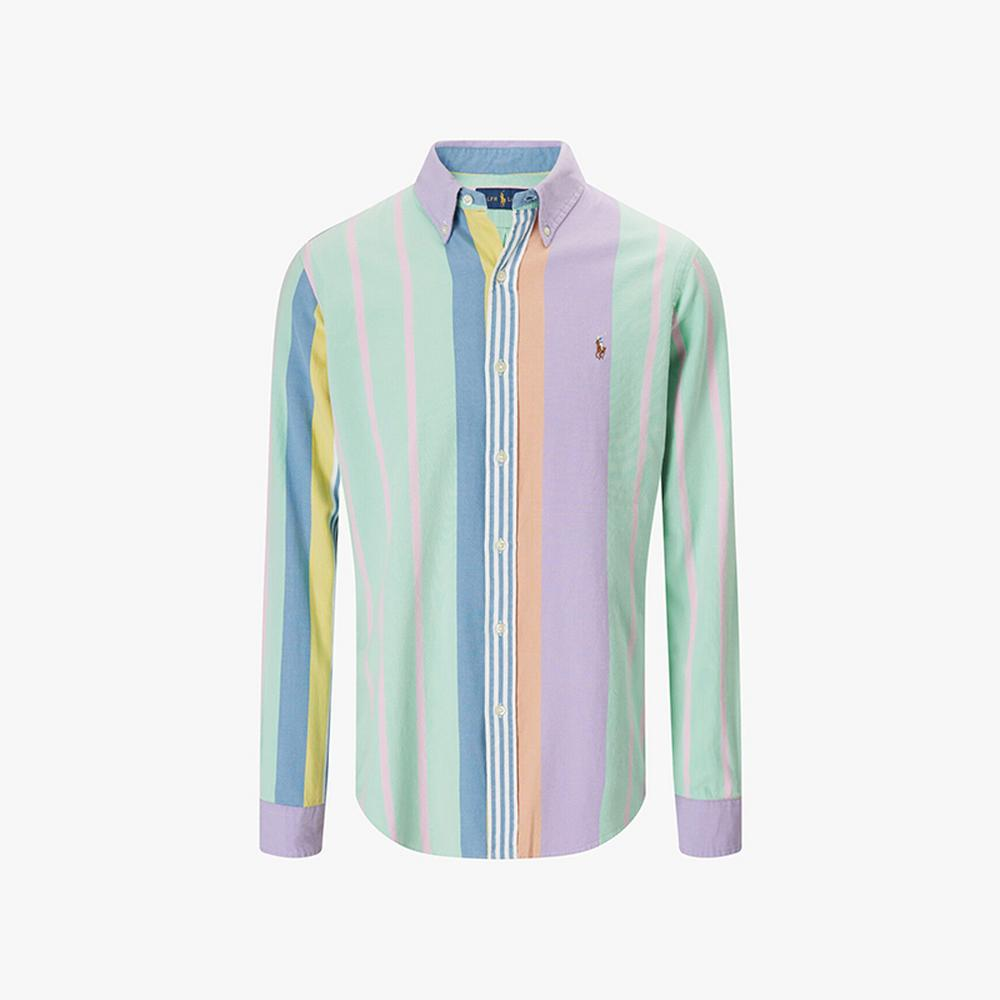 Polo Ralph Lauren Custom Fun Stripe Shirt