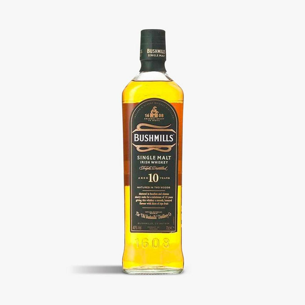 Bushmills 10yr Single Malt Whiskey