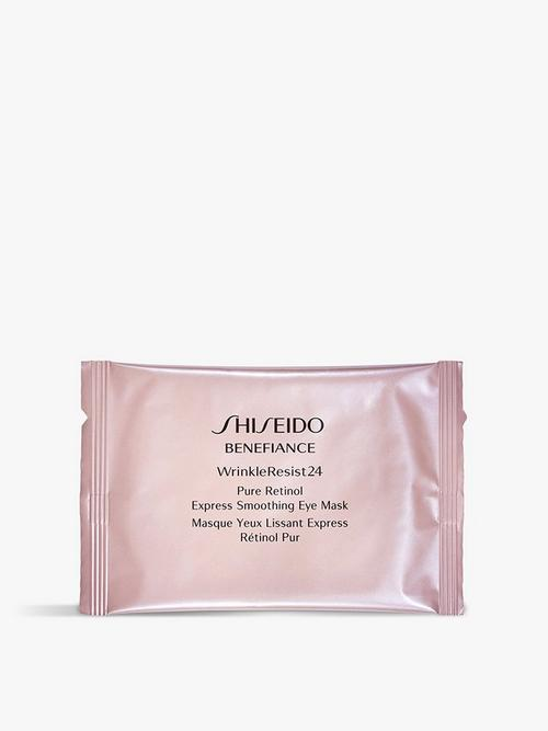 Shiseido-Benefiance-WrinkleResist-Retinol-Eye-Mask