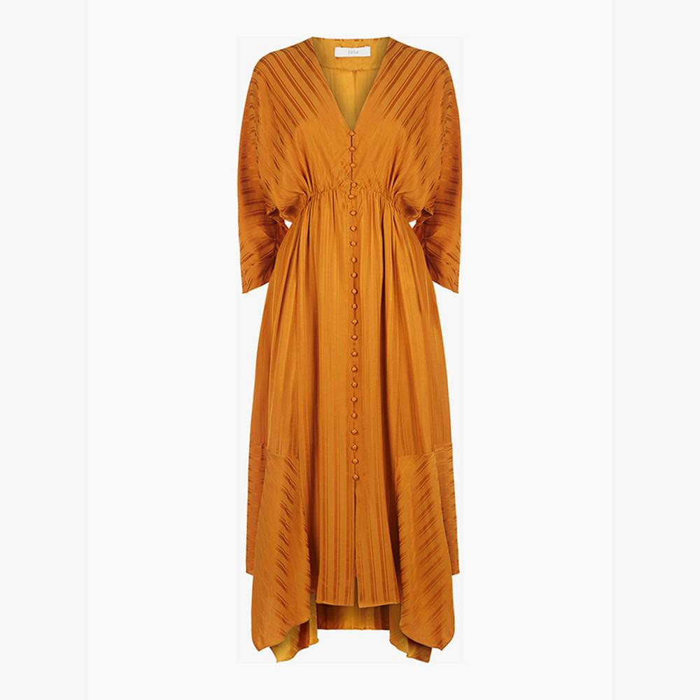 Joie-Brit-Copper-Dress