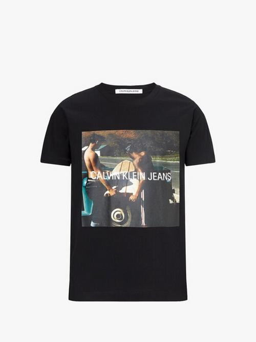 Calvin Klein Jeans Photo Print T-shirt, £45