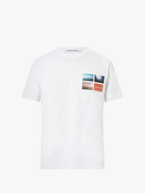 Calvin Klein Jeans Photo print T-shirt, £35