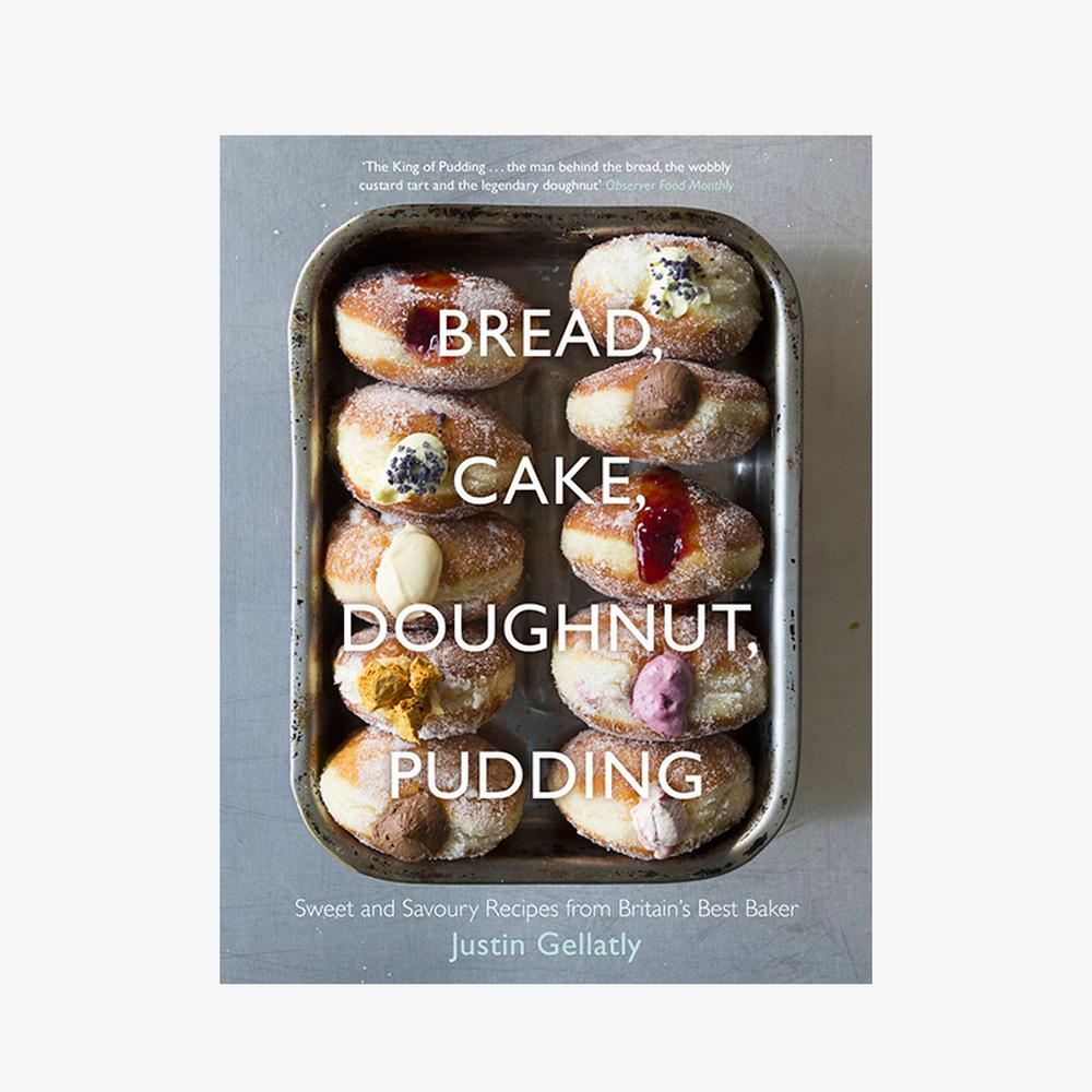 Bread Cake Doughnut Pudding Book