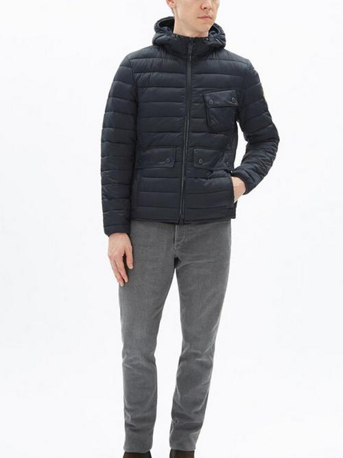 Barbour International Ouston Hooded Jacket