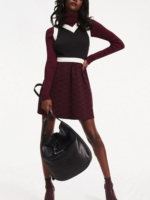 Tommy-Hilfiger-Zendaya-Monogram-Sweater-Dress