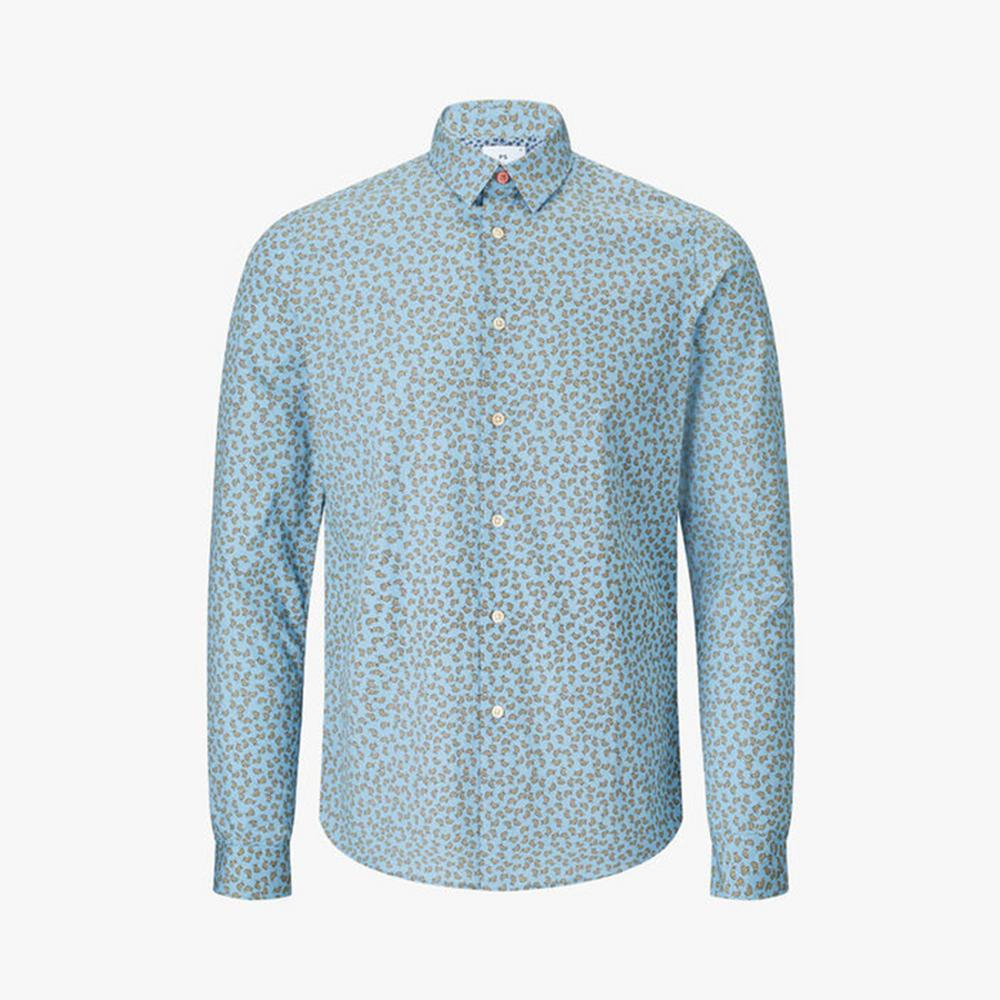PS Paul Smith Slim Fit Mini Tortoise Print Shirt