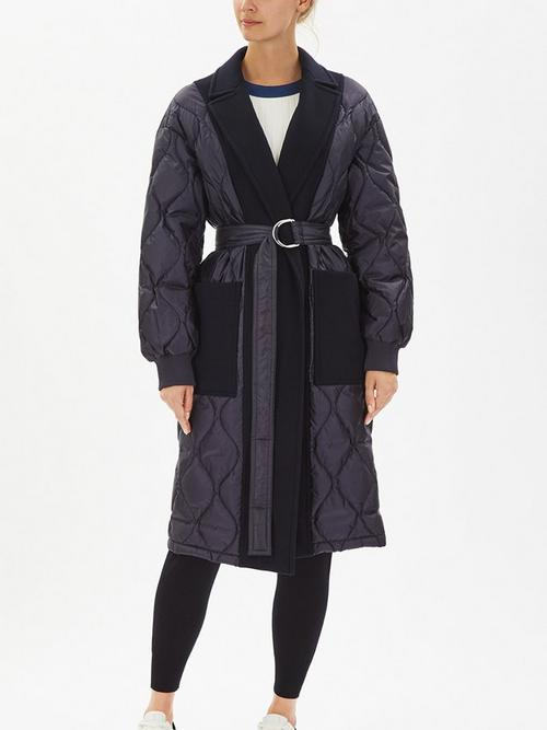 Sportmax-Code-Libia-Quilted-Coat