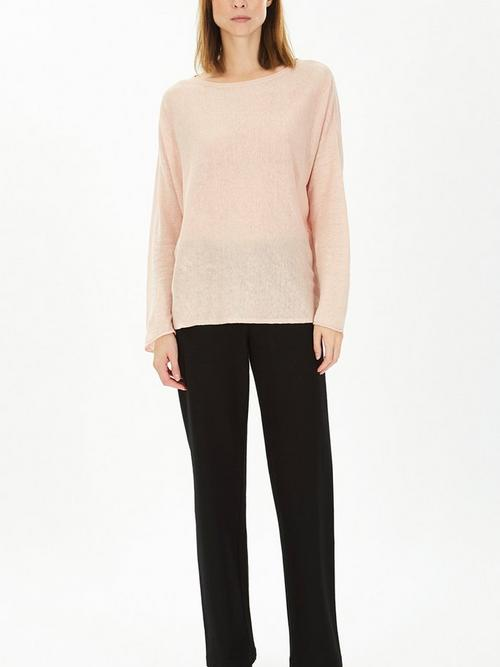 Eileen-Fisher-Stretch-Crepe-Straight-Trousers