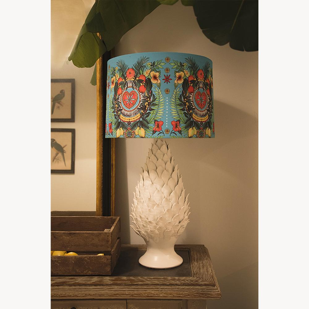 Spanish Summer Siesta Lamp