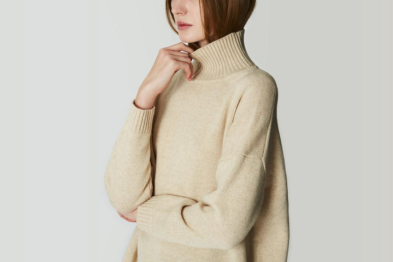 knitwear essentials for winter hero image