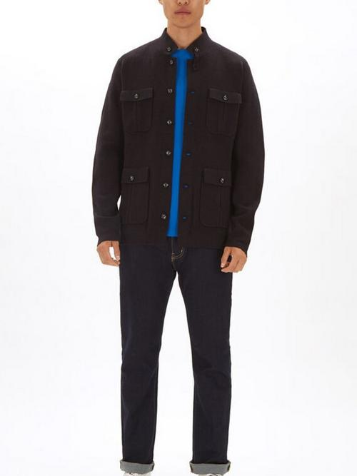 Emporio Armani Patch Pocket Cardigan