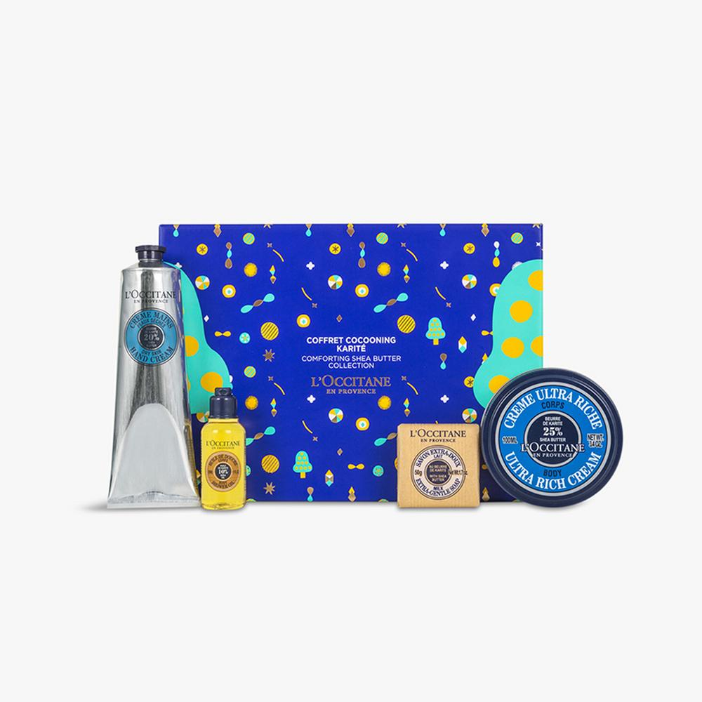 L'Occitane-Comforting-Shea-Butter-Collection