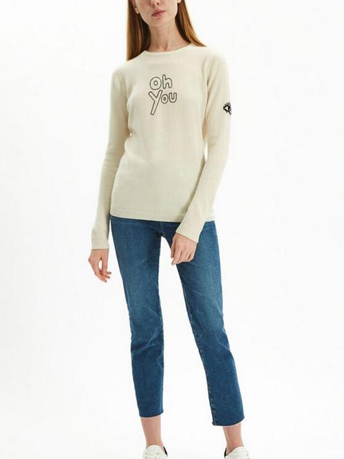 Bella Freud Oh You Cashmere Jumper