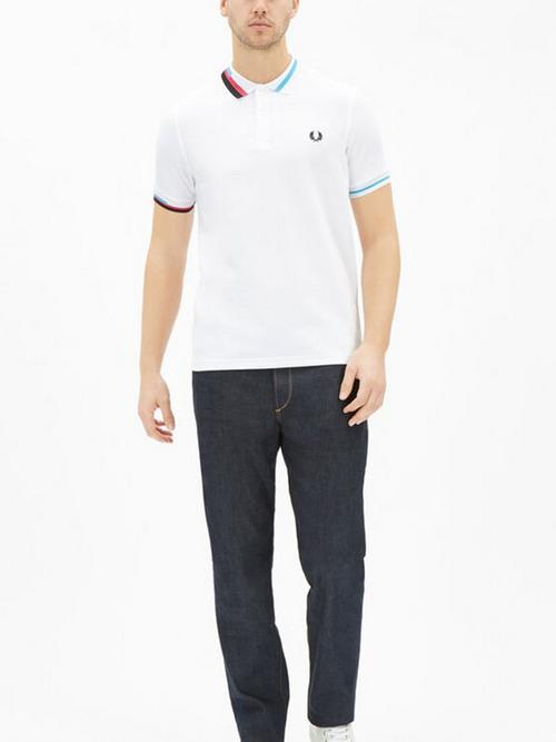 Fred Perry Process Colour Polo Shirt