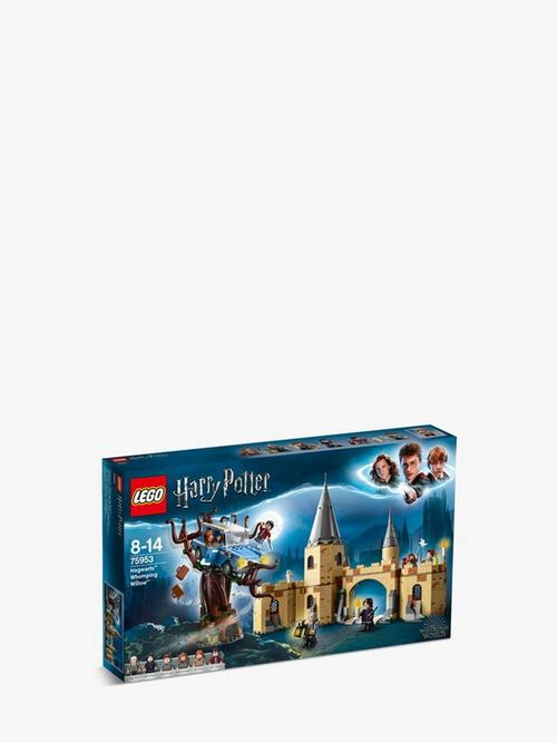 LEGO Hogwarts Clock Tower