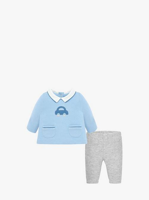 Mayoral Trousers And T-Shirt Set