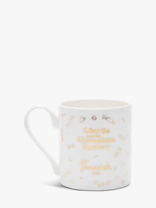 Willy Wonka Decorative Mug by Fenwick
