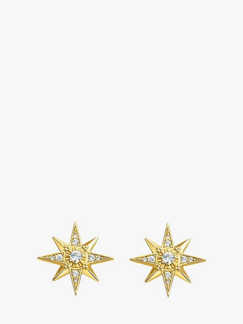 Thomas-Sabo-Magic-Star-Studs-Earrings