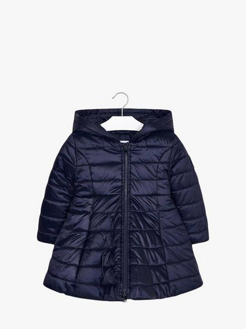 Mayoral Padded Flare Coat
