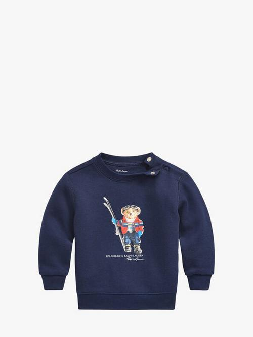 Polo Ralph Lauren Ski Bear Fleece Sweatshirt