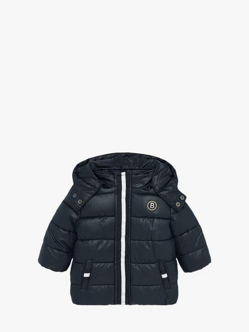 Mayoral Basic Hooded Puffa Coat