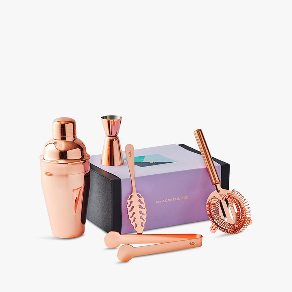 Not Another Bill Rose Gold Cocktail Set