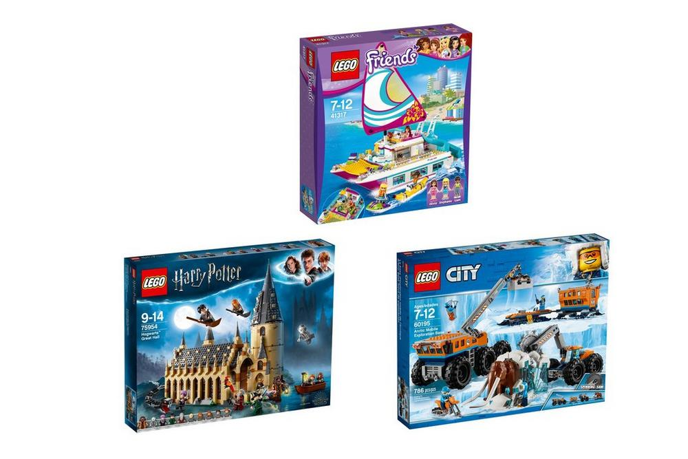 Lego Harry Potter Great Hall Lego City Lego Friend