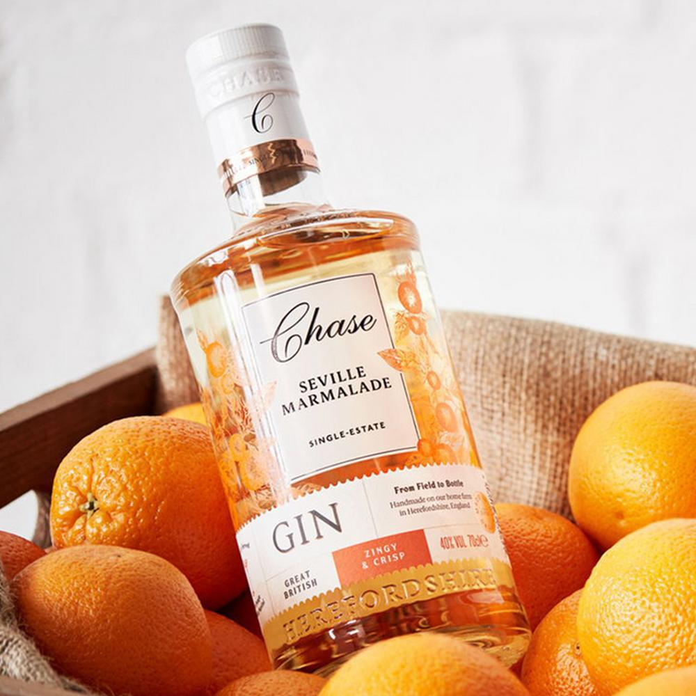 Chase Distillery Chase Seville Marmalade Gin 70cl