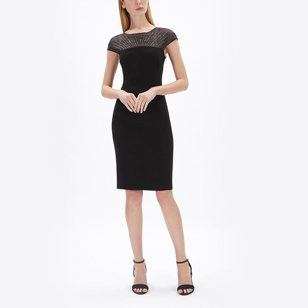 Max-Mara-Studio-Ospite-Fitted-Dress