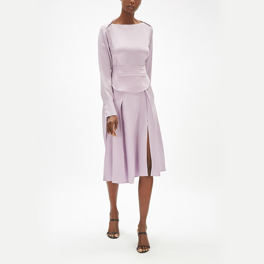 Sportmax-Tenebre-Midi-Dress