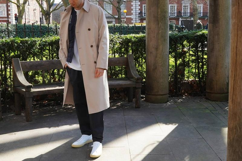 Fenwick guide to styling a mens spring jacket