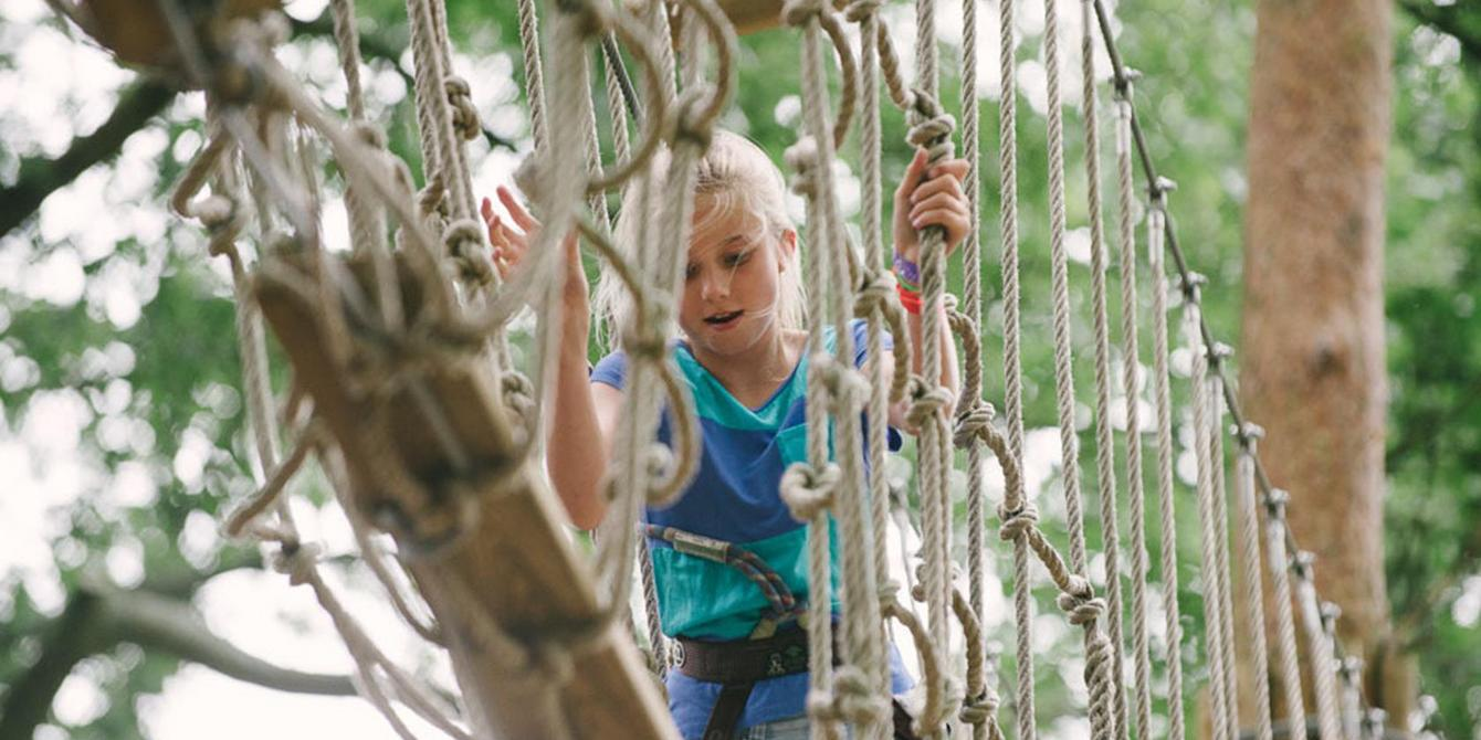 Celebrate Father's Day with Go Ape and AEG