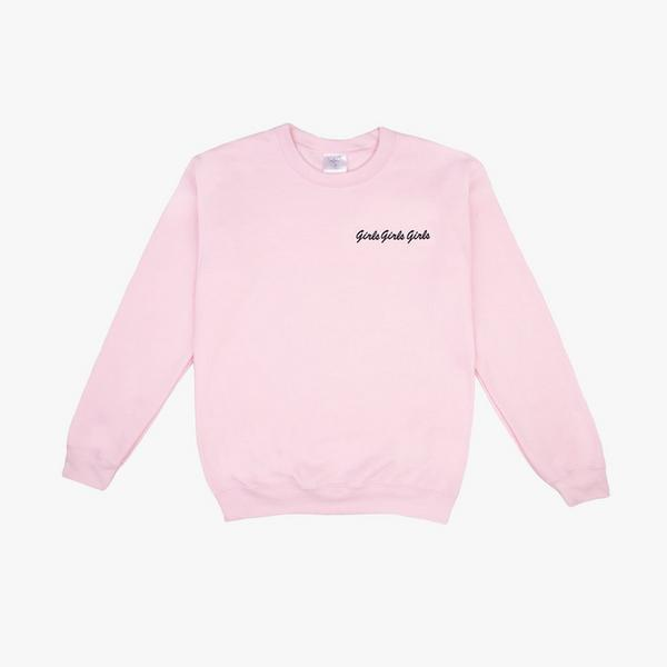 double trouble gang girl girl girl sweater