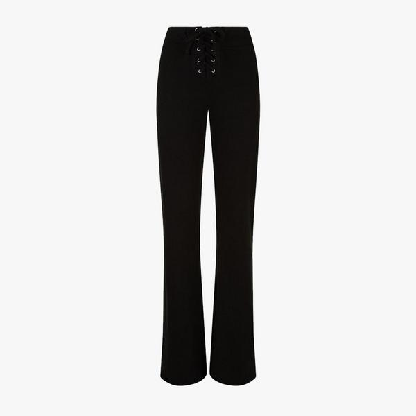 wildfox jones flare trousers