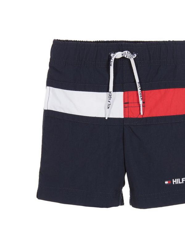 tommy hilfiger boys swim shorts