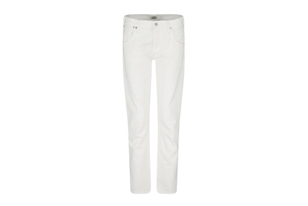 citizens of humanity emerson soft white jeans