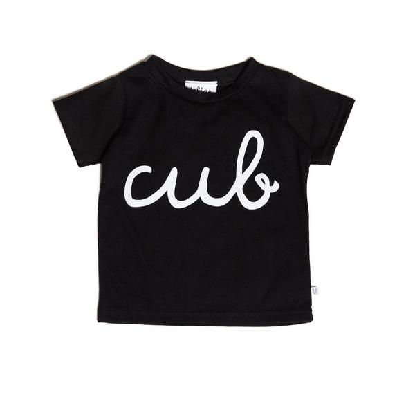 tobias and the bear cub tee