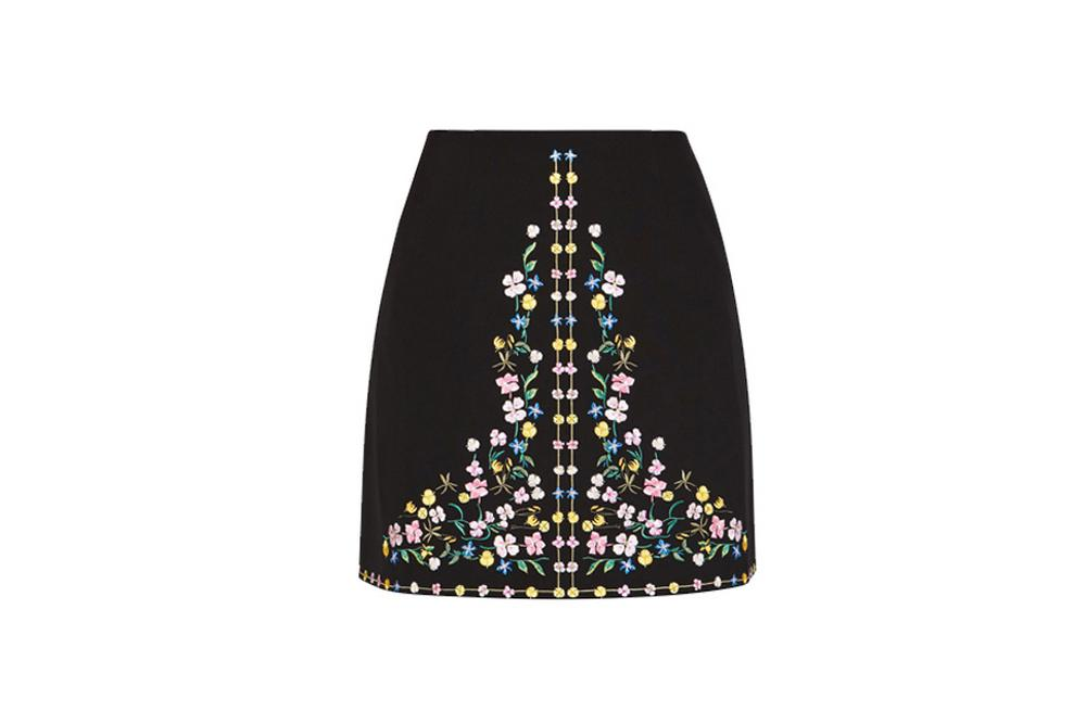 ted baker yuliet skirt