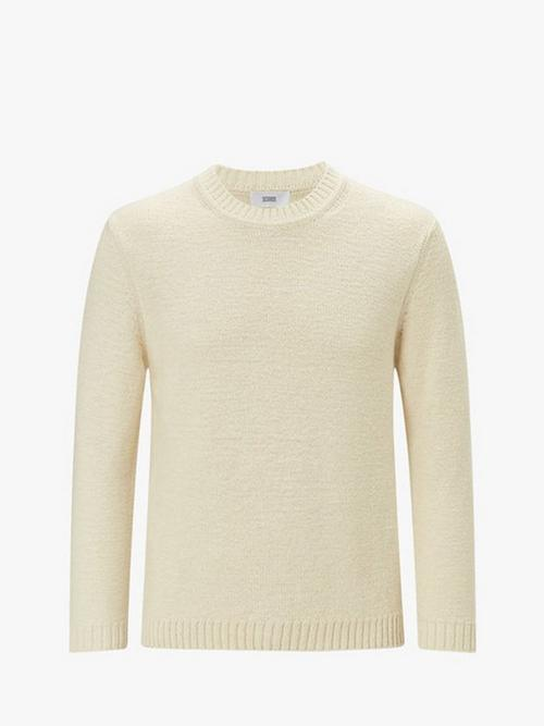 Closed Textured Crew Knit