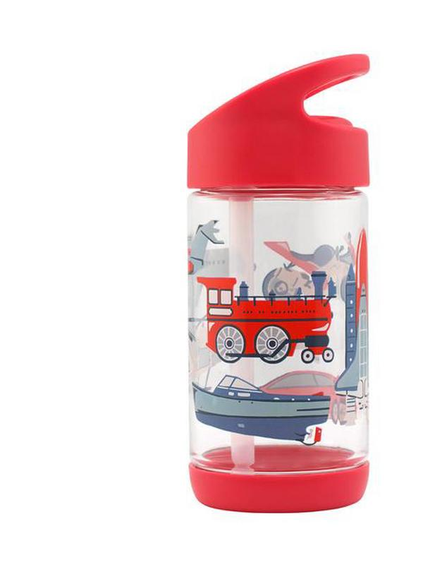cath kidston things that go fast water bottle