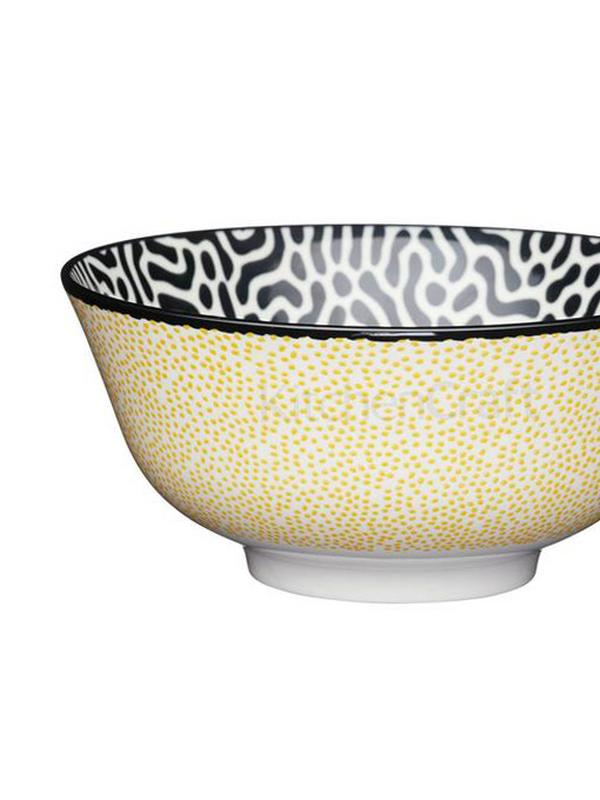 kitchen craft ceramic bowl