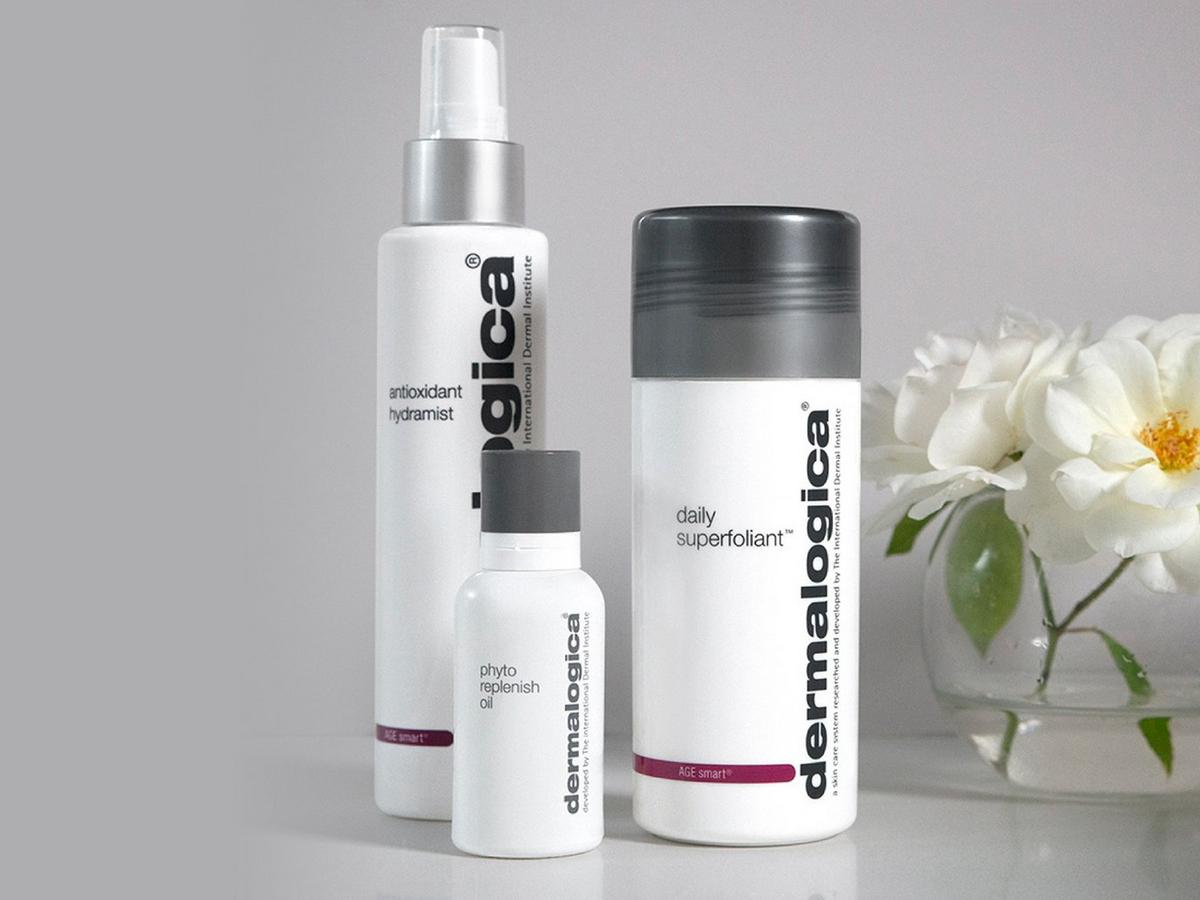 dermalogica bath and body