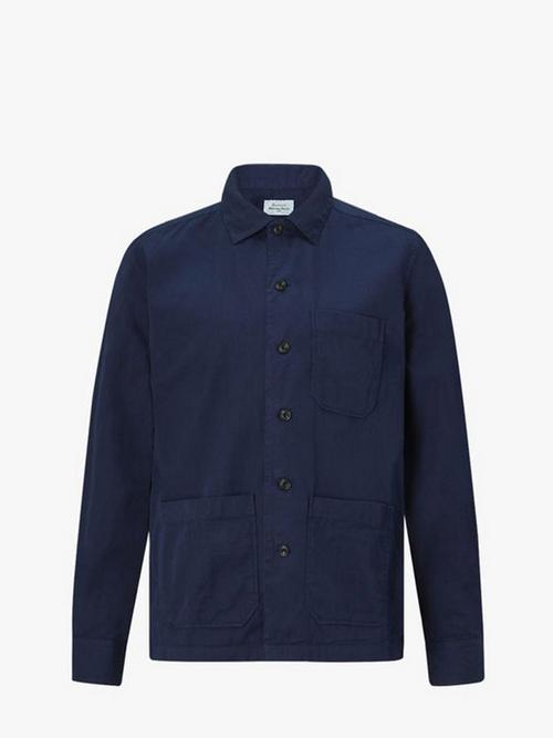 Hartford Parker Pat Patch Pocket Overshirt