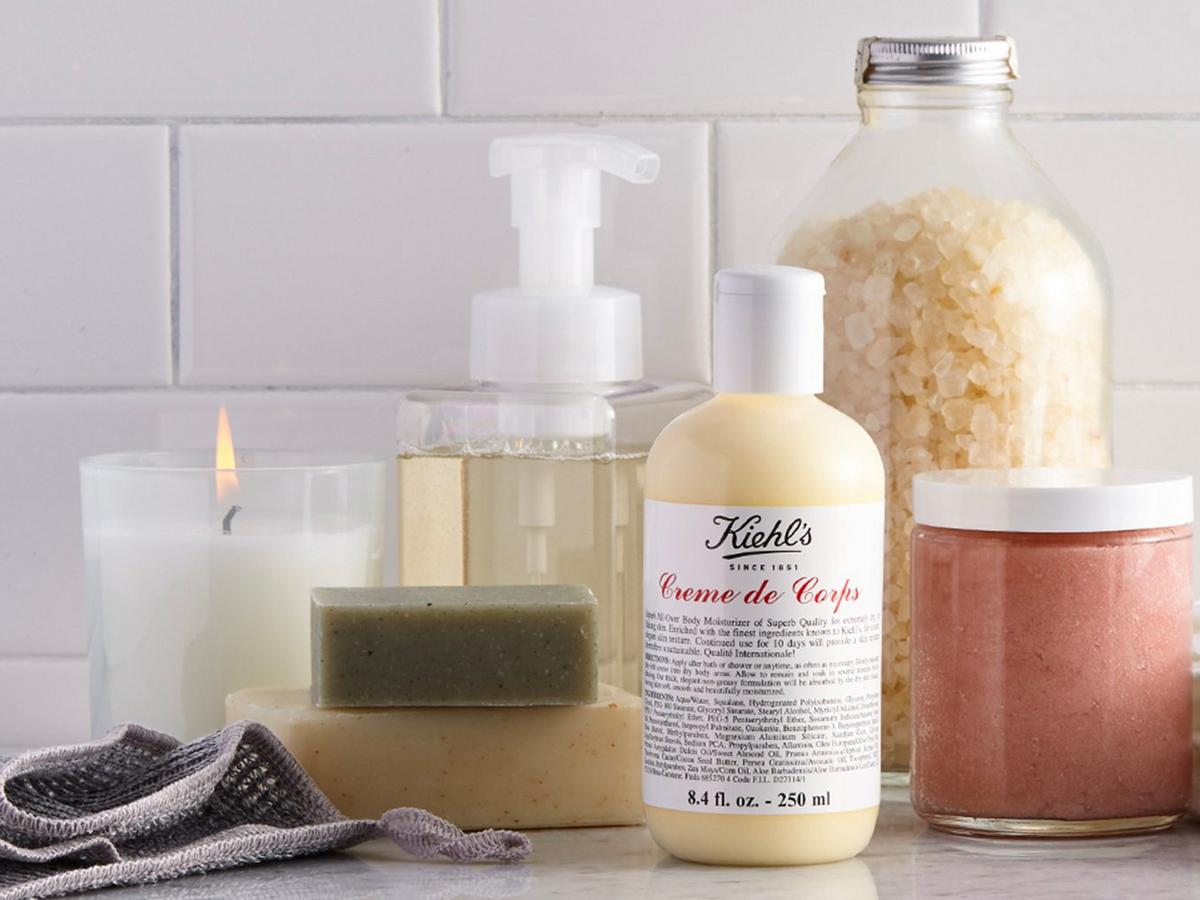 Kiehl's bath and body
