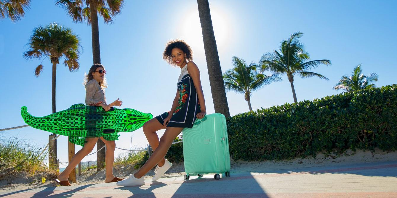 American Tourister Bring Back More Offer