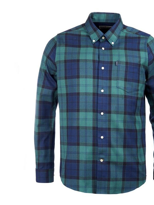 Fenwick Barbour Northumberland Check Shirt
