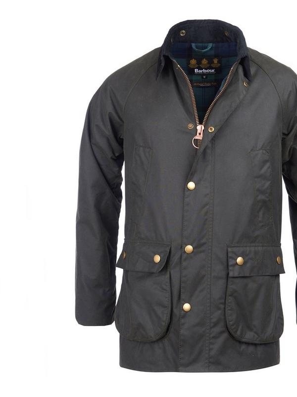 Fenwick Exclusive Barbour Black Watch Jacket