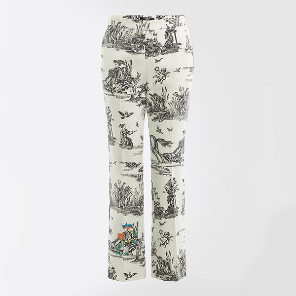 weekend max mara tremiti trouser