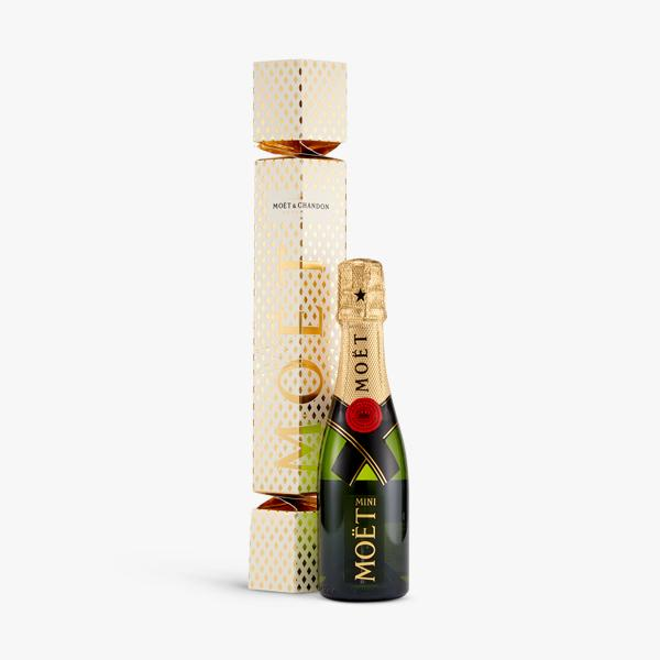 Moët & Chandon Christmas Cracker